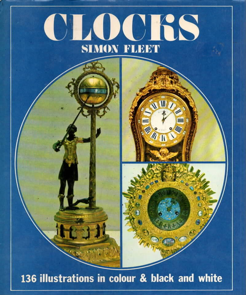 Clocks – 135 ilustrations in colour & black and white