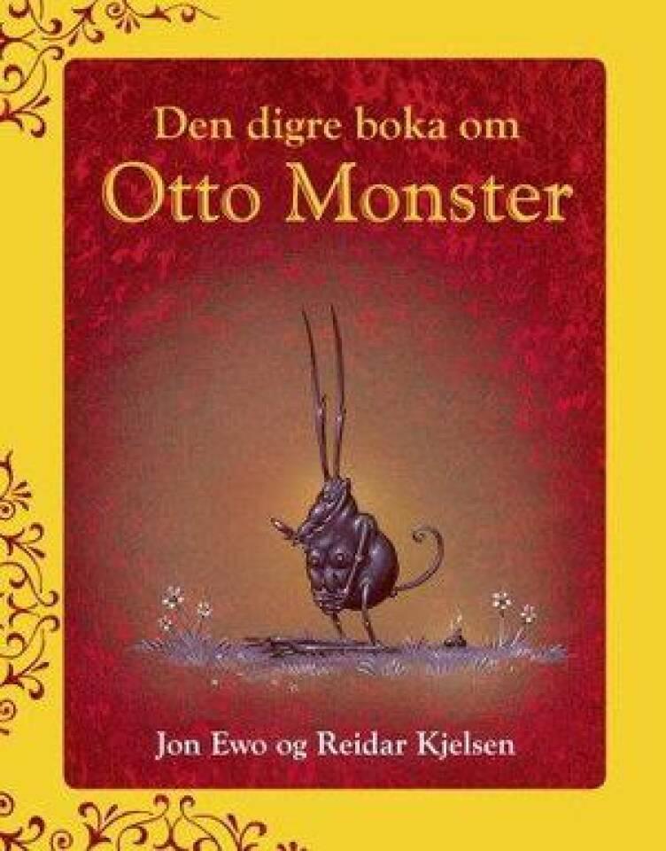 Den digre boka om Otto Monster