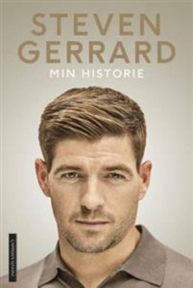 Steven Gerrard. Min historie.