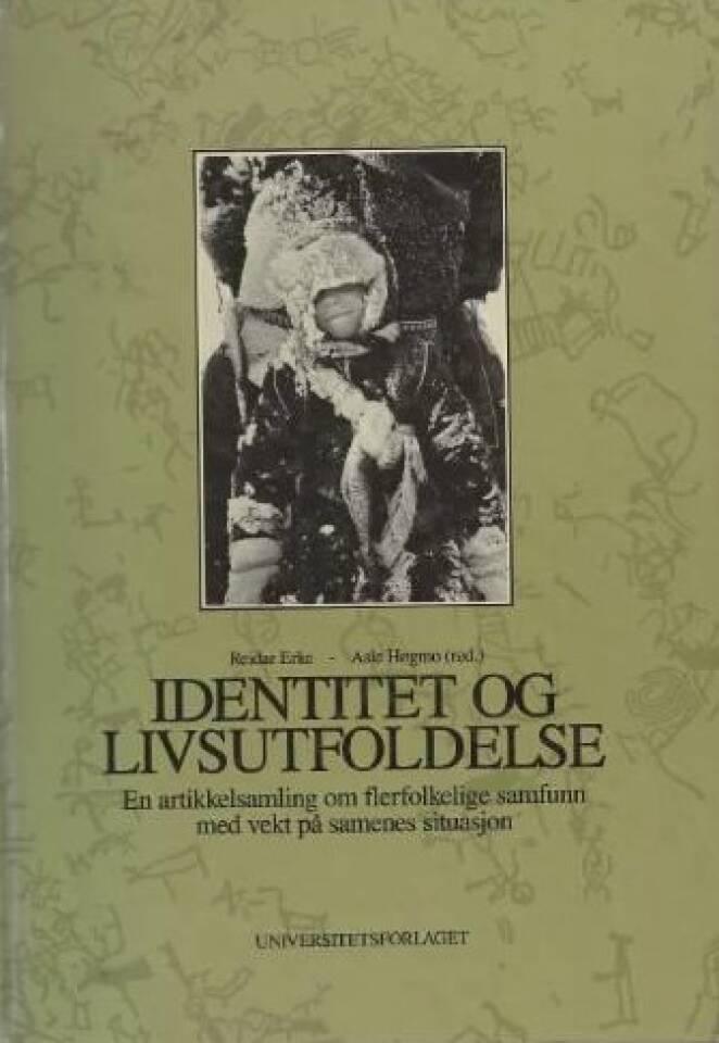 Identitet og livsutfoldelse