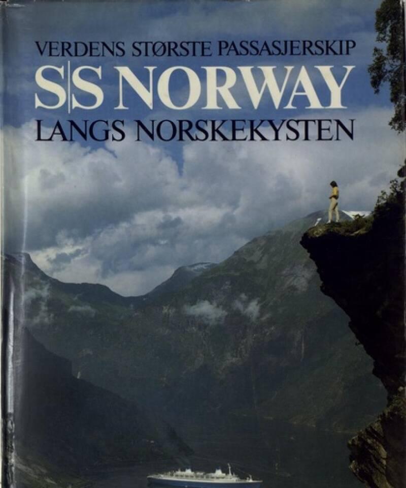 S/S Norway. Langs norskekysten