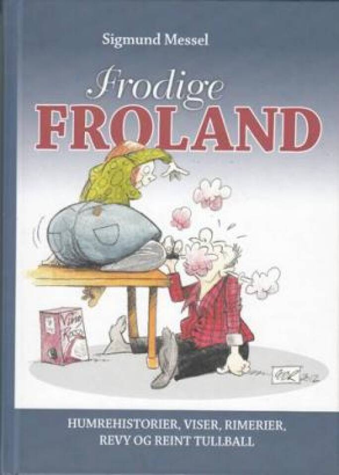 Frodige Froland