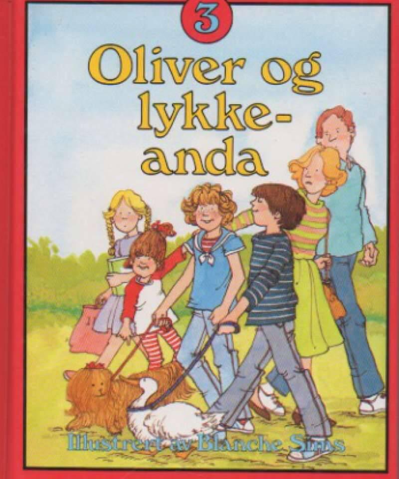 Oliver dyrevenn og lykkeanda