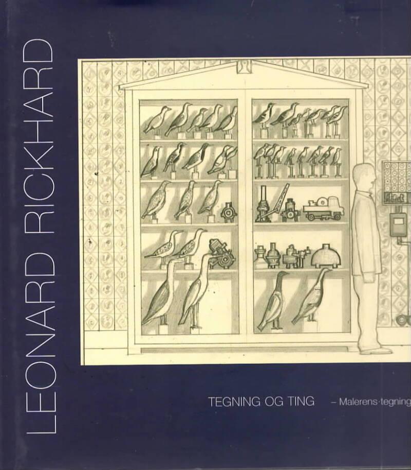 Leonard Richard – tegning og ting