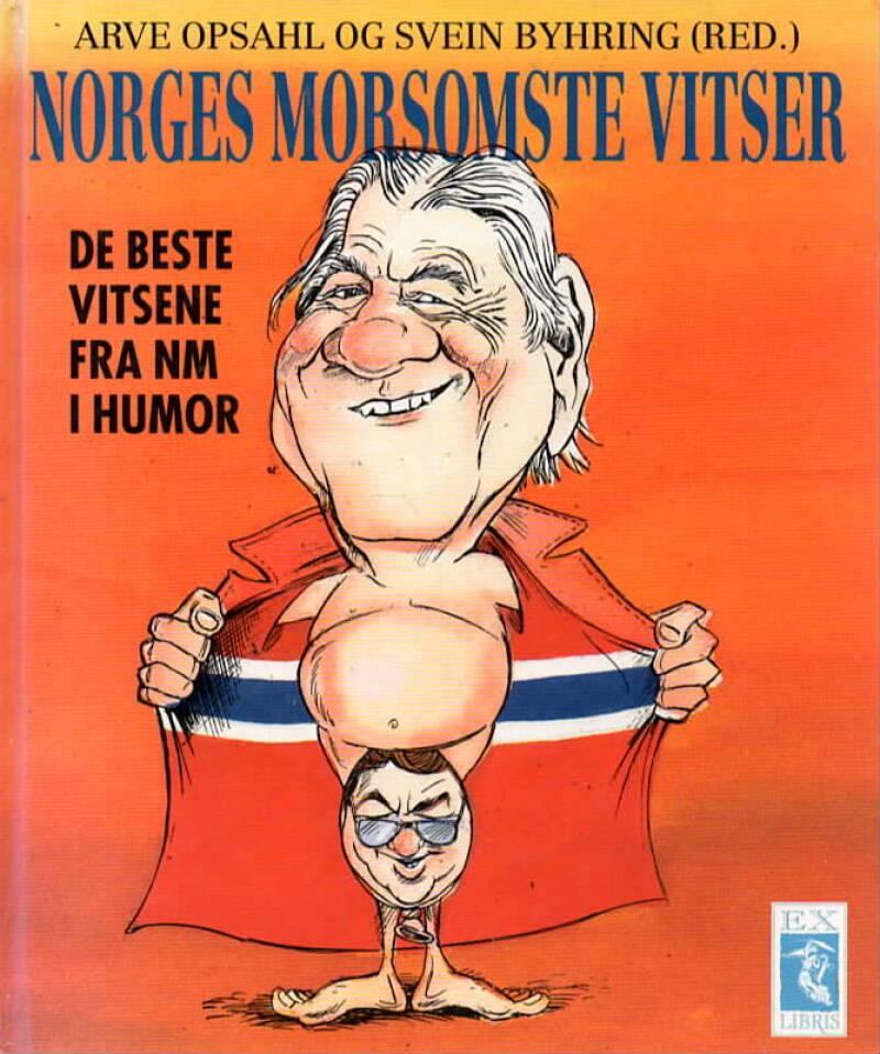 Norges mosomste vitser – De beste vitsene fra NM i humor