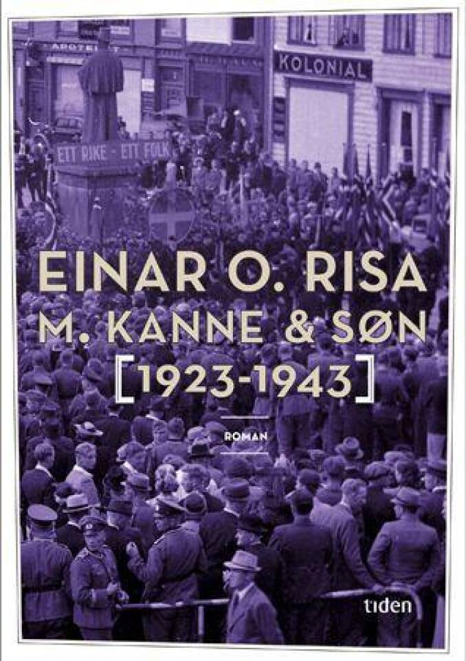 M. Kanne & Søn (1923-1943)