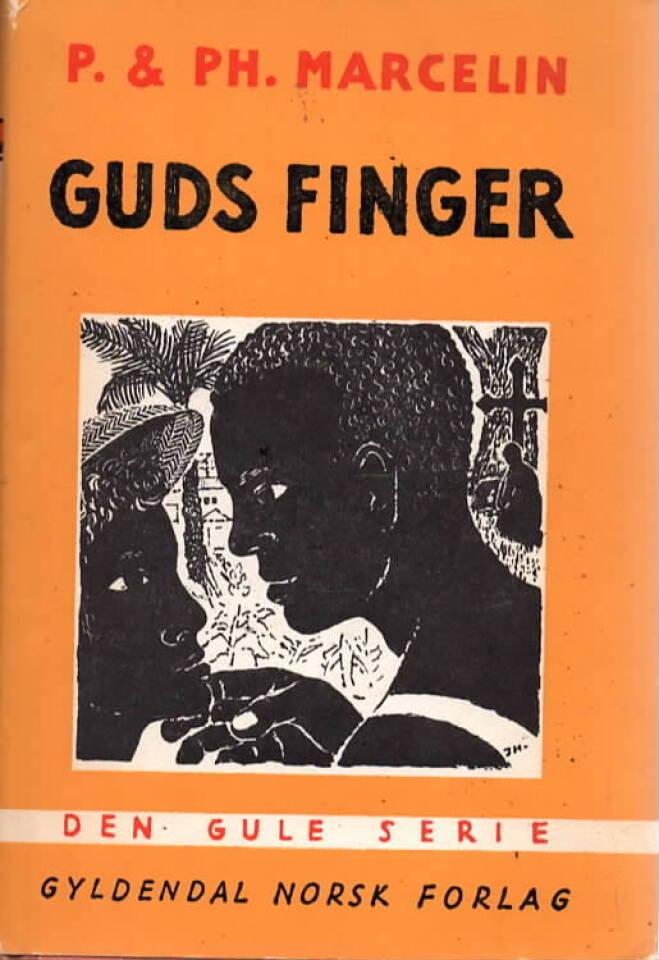 Guds finger