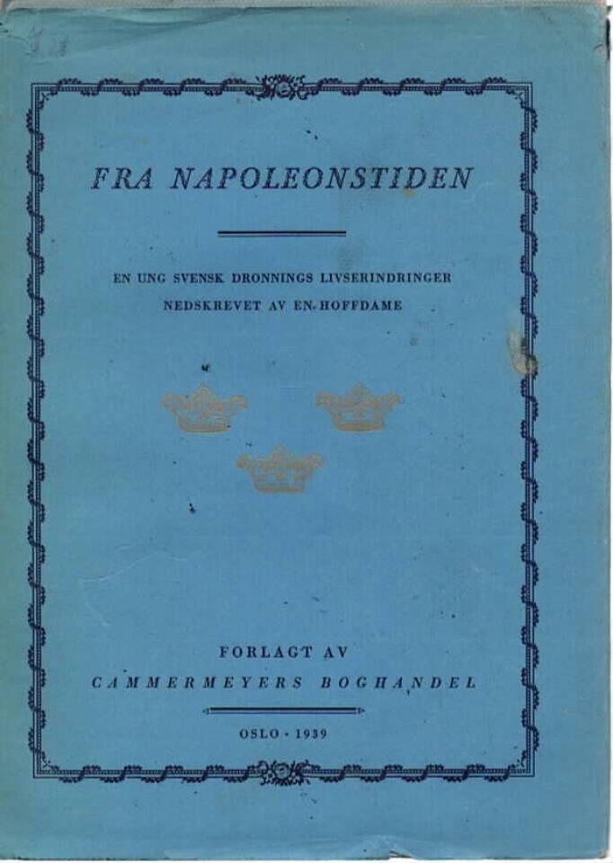 Fra Napoleonstiden