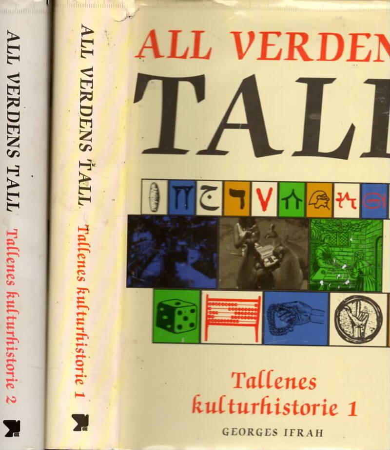All verdens tall – Tallenes kulturhistorie Bind I-II