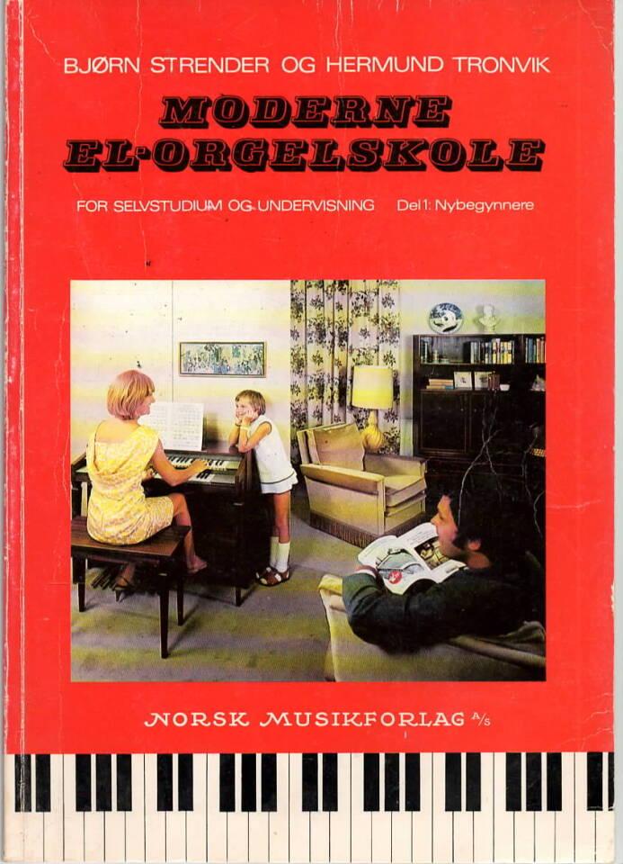 Moderne el-orgelskole