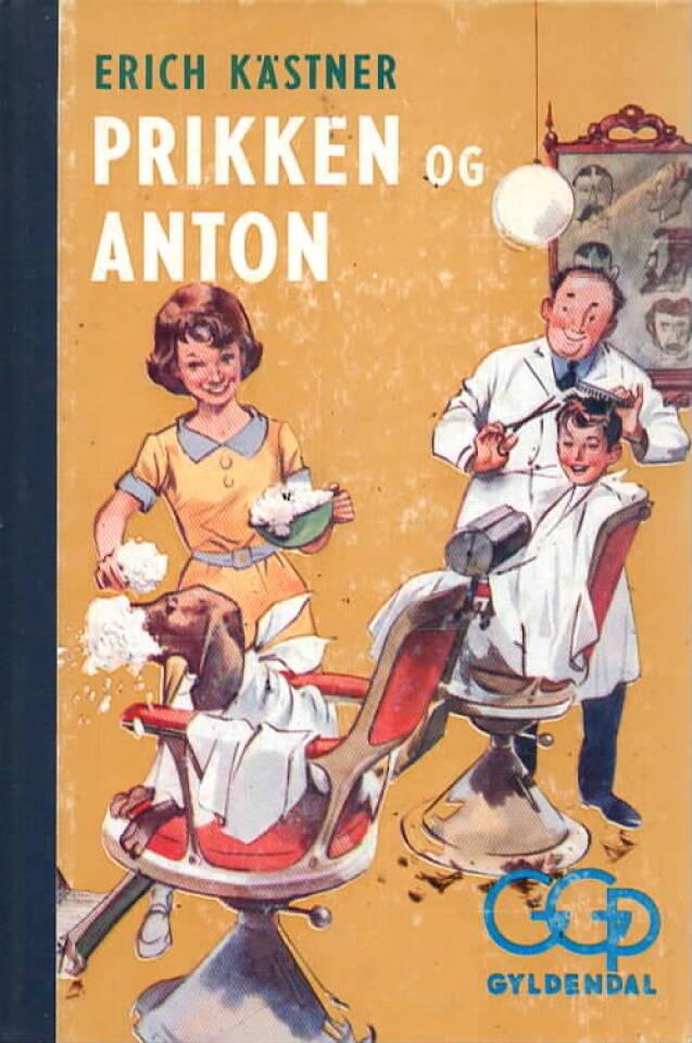 Prikken og Anton