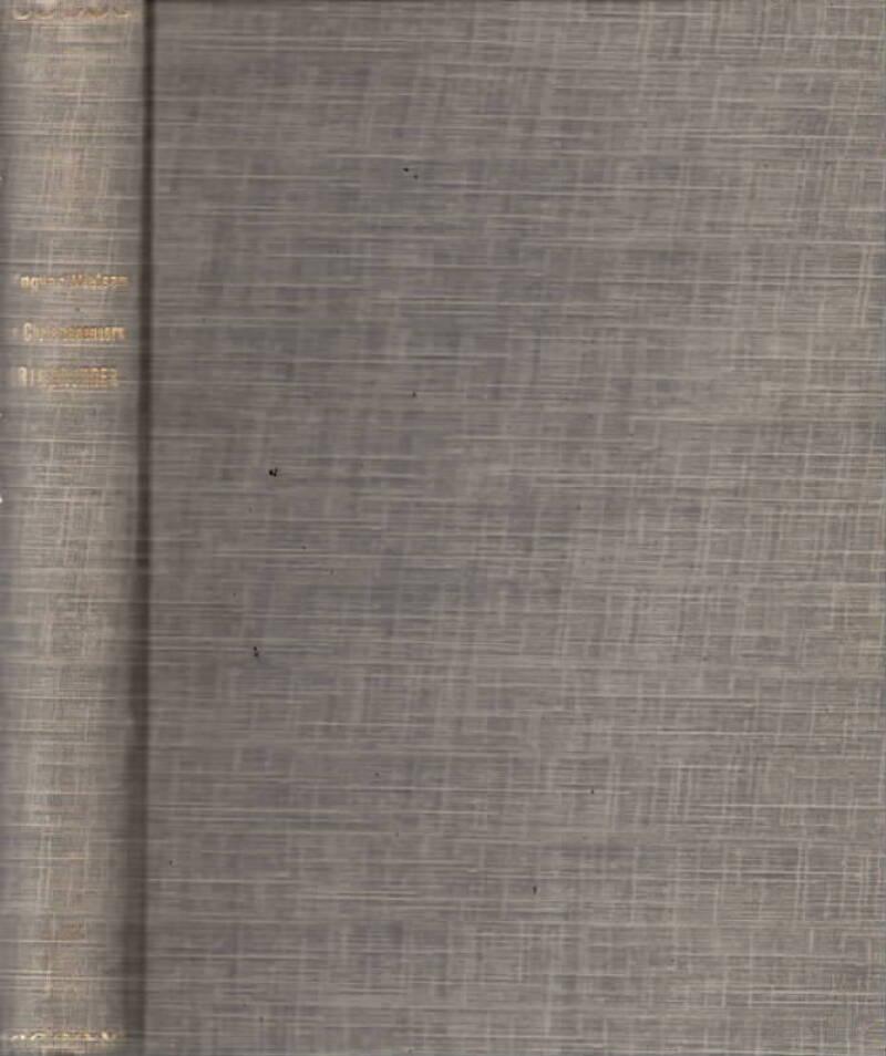 En Christianiensers erindringer fra 1850- og 60-aarene