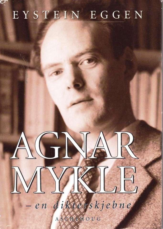 Agnar Mykle - en dikters skjebne