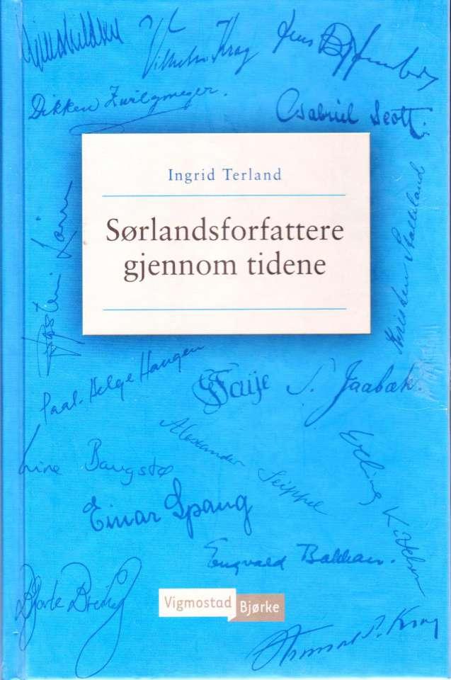 Sørlandsforfattere gjennom tidene