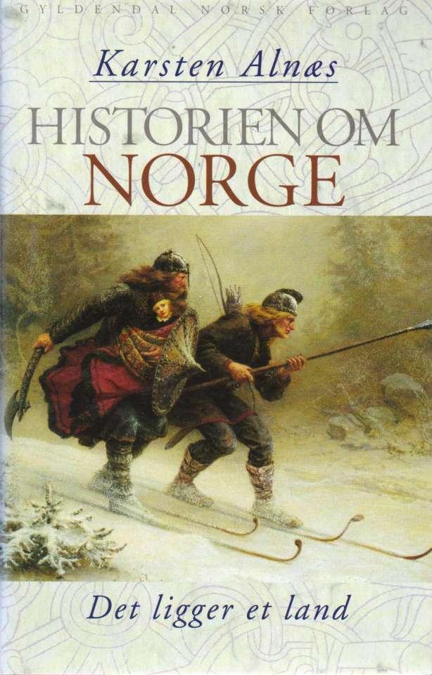 Historien om Norge: Det ligger et land