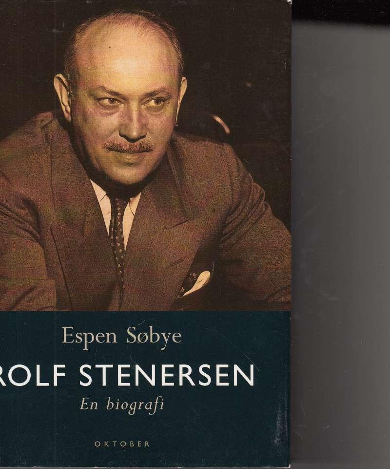 Rolf Stenersen