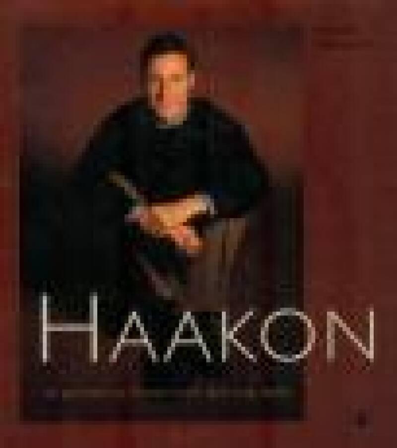 Haakon - et portrett av Kronprinsen som ung mann