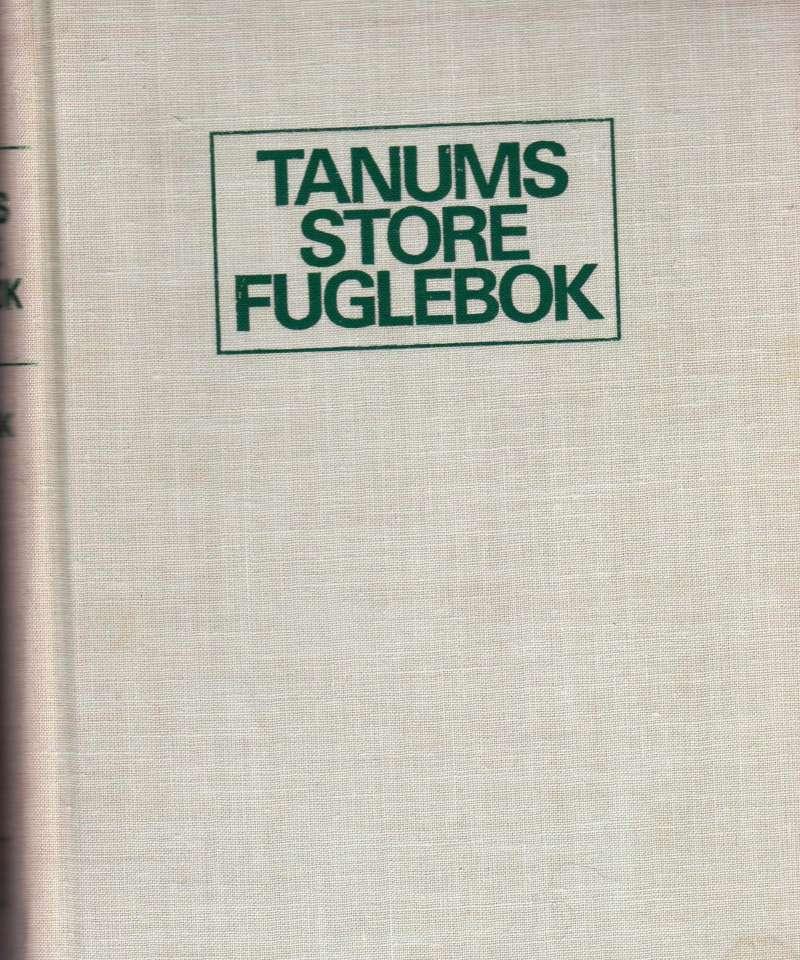 Tanums Store Fuglebok