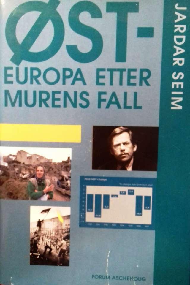 Øst-Europa etter murens fall