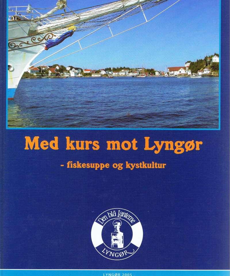 Med kurs mot Lyngør
