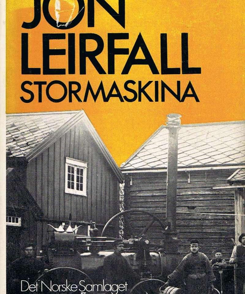 Stormaskina