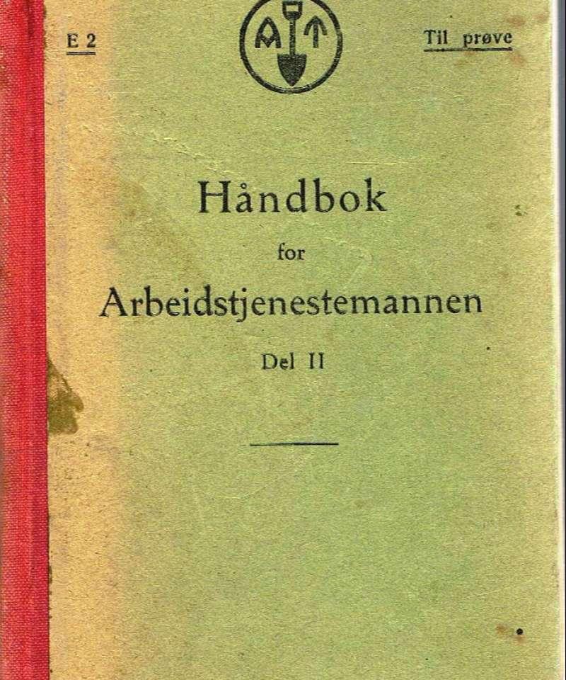 Håndbok for Arbeidstjenstemannen