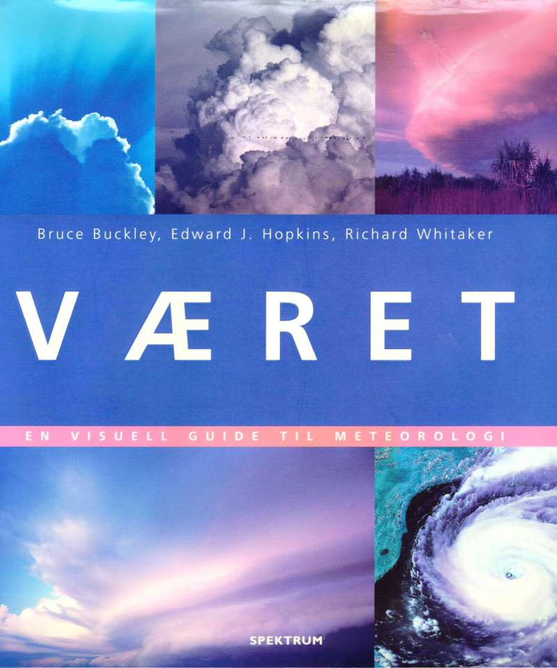 Været : en visuell guide til meteorologi