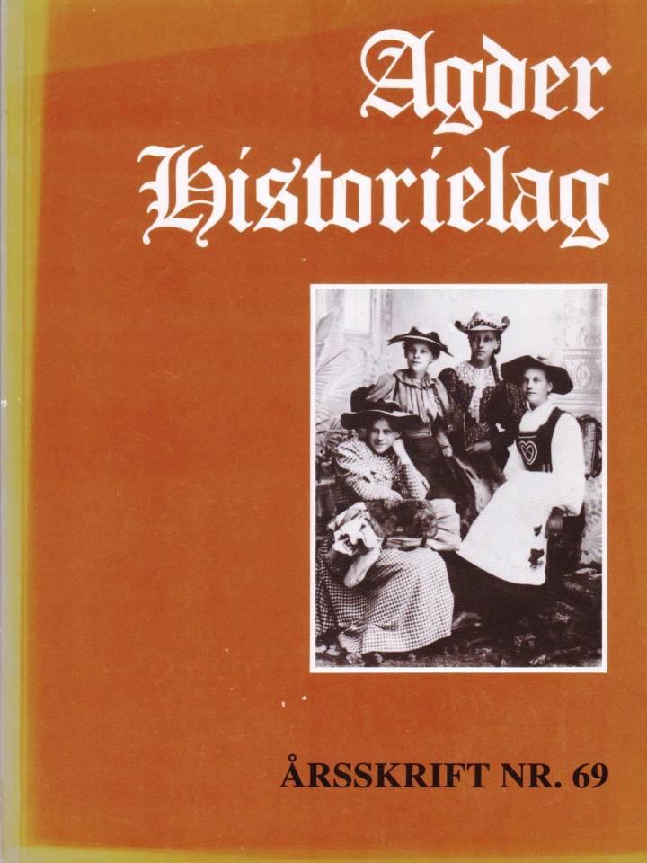 Agder historielag 1993