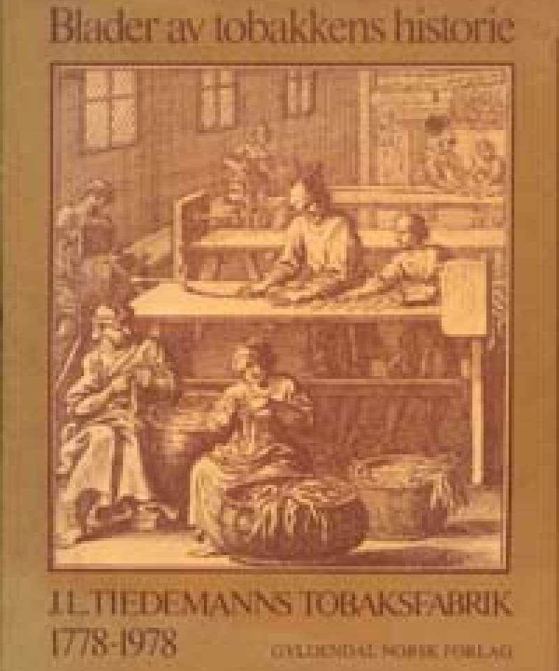 Blader av tobakkens historie
