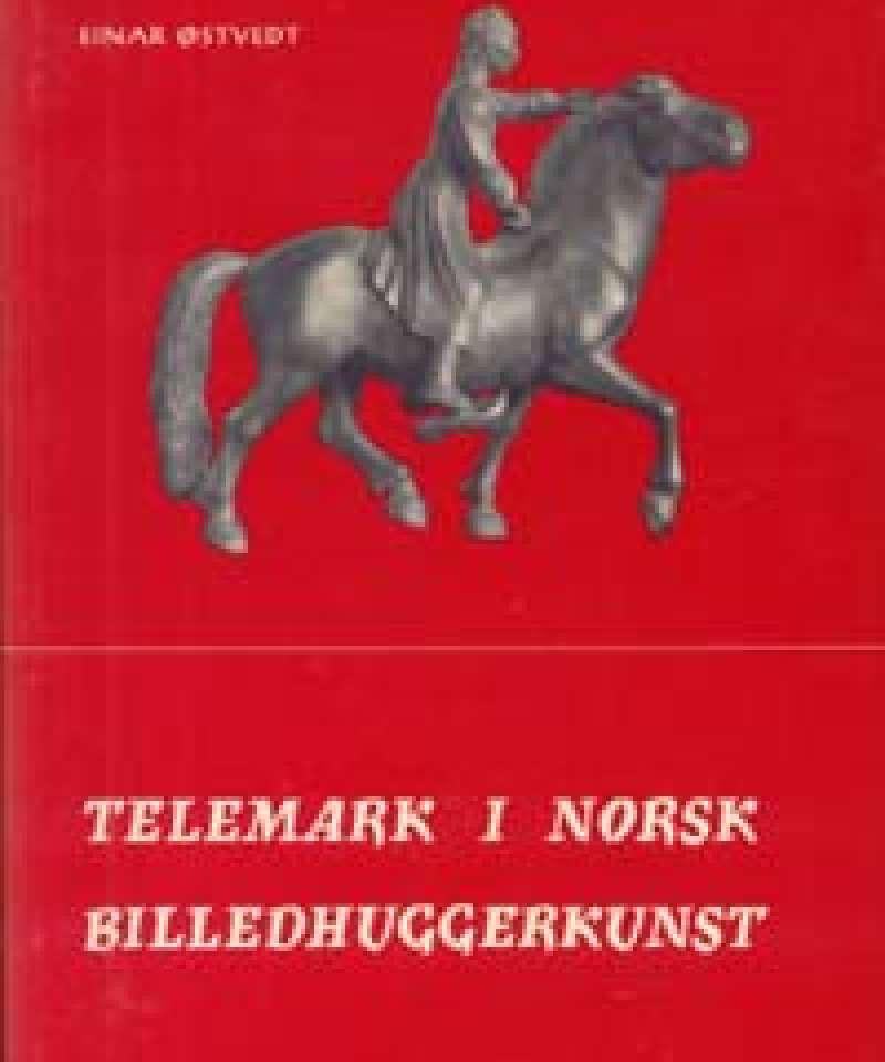 Telemark i norsk billehuggerkunst