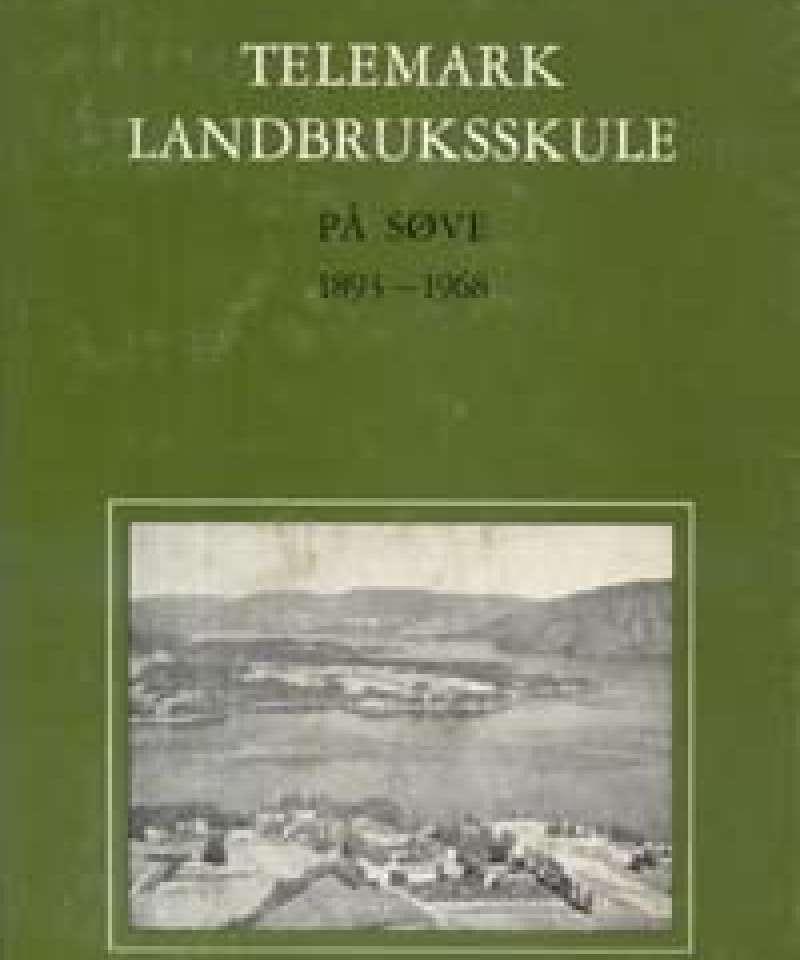 Telemark landbruksskule 75 år