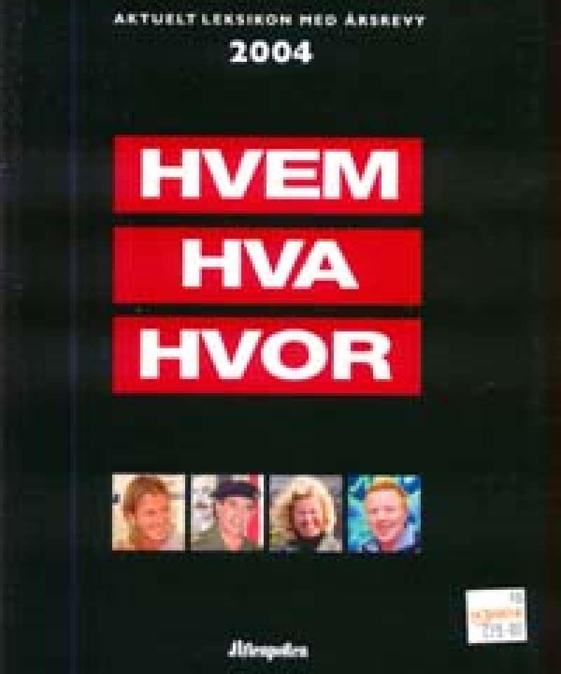 Hvem Hva Hvor 2004