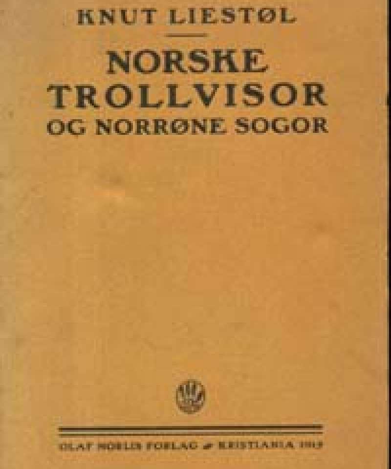 Norske Trollvisor og Norrøne sogor