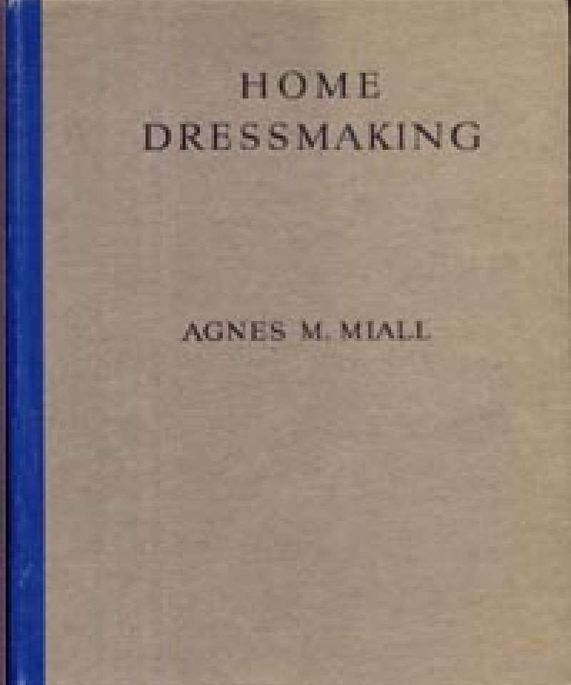 Home Dressmaking