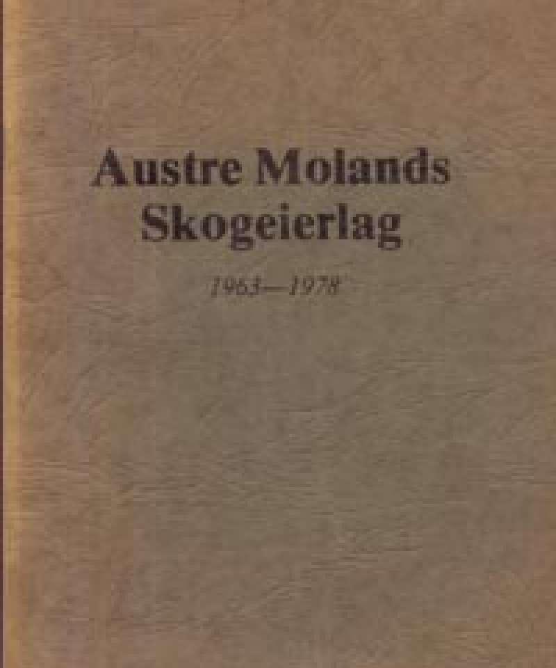 Austre Molands Skogeierlag