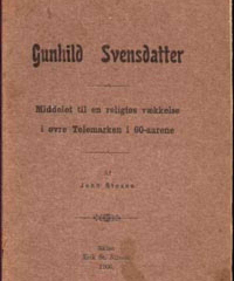 Gunhild Svensdatter