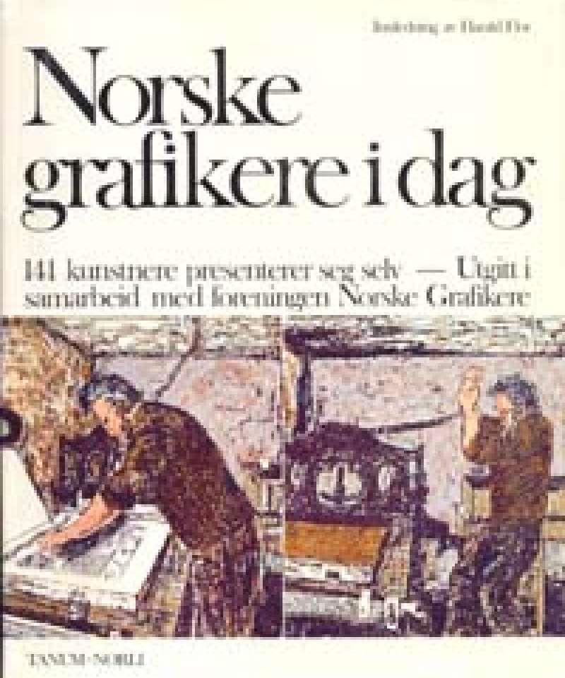 Norske grafikere i dag