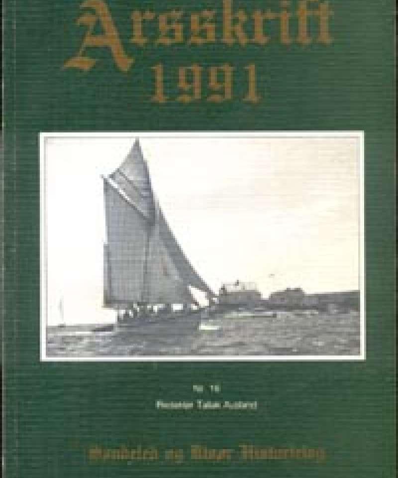 Årsskrift 1991