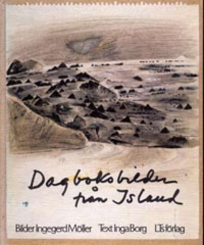 Dagboksbilder från Island