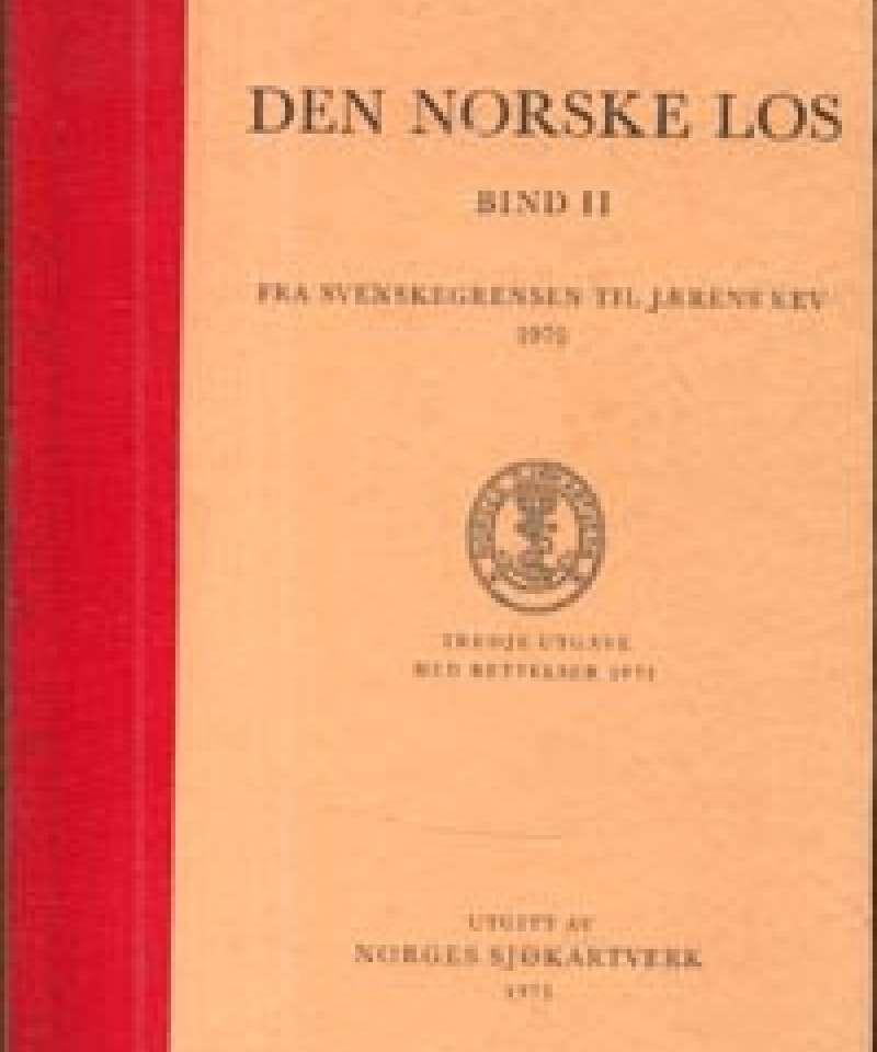 Den Norske Los - Bind II