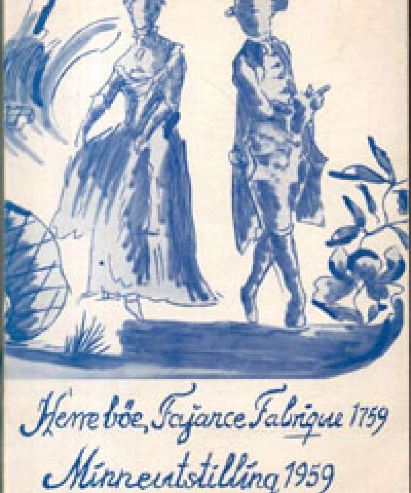 Herrebøe Fajance Fabrique 1759