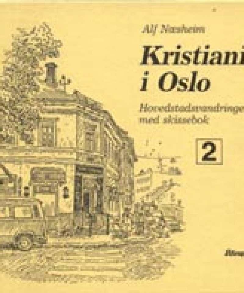 Kristiania i Oslo II