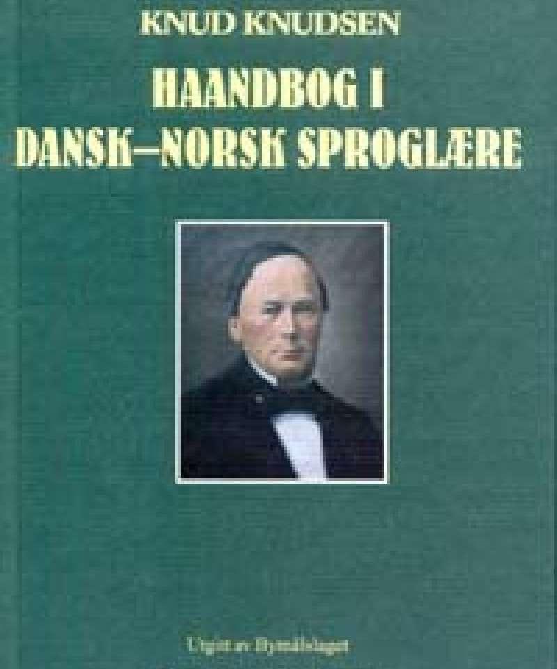 Haandbog i Dansk-Norsk sproglære