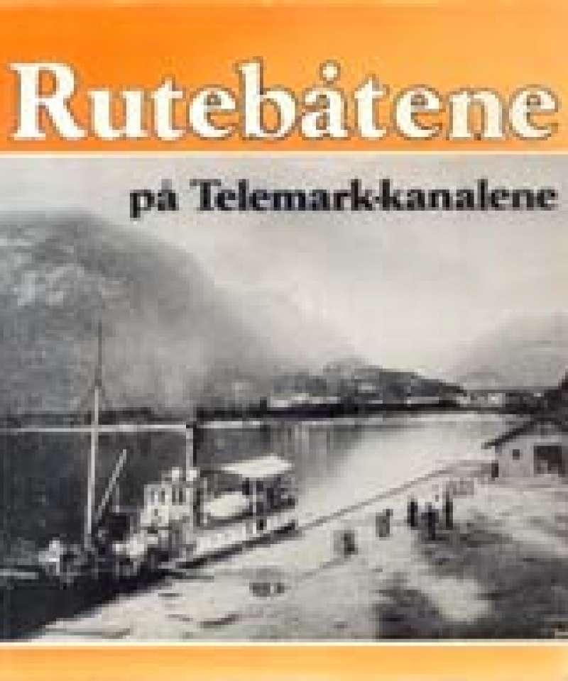 Rutebåtene på Telemark-kanalene