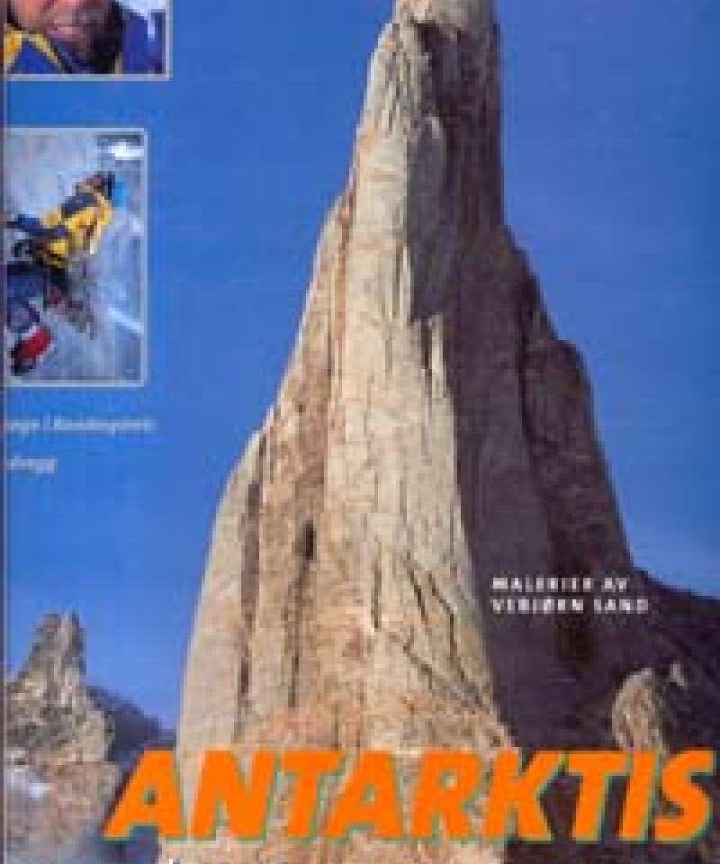 Antarktis - Rondespiret