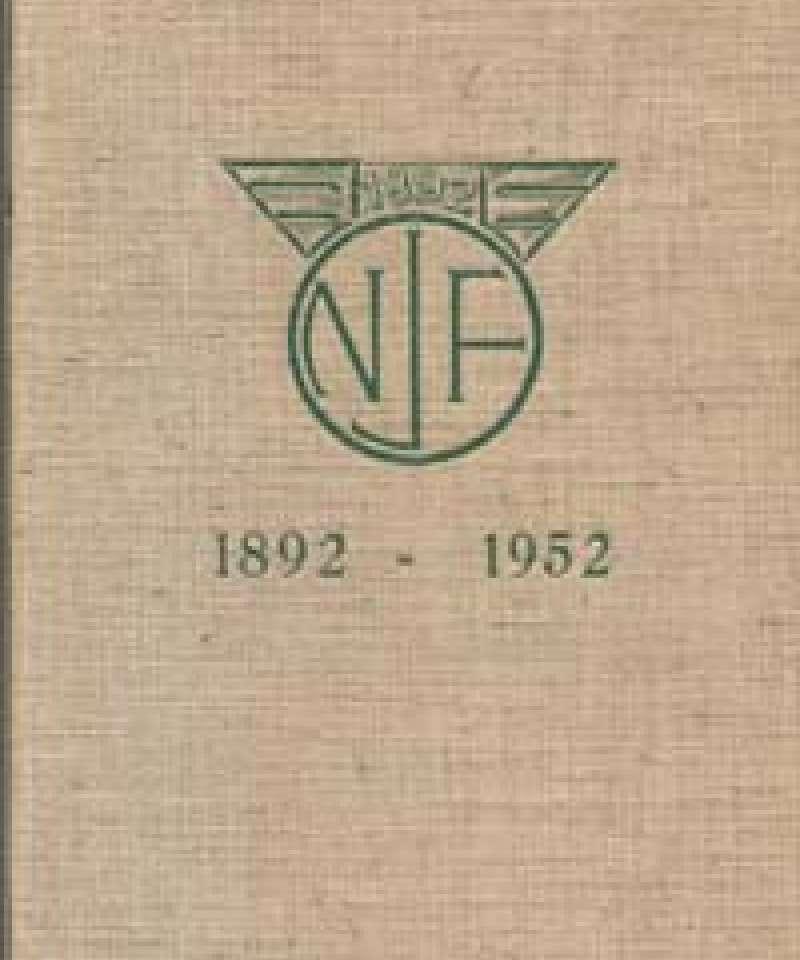 Norsk Jernbaneforbund gjennom 60 år