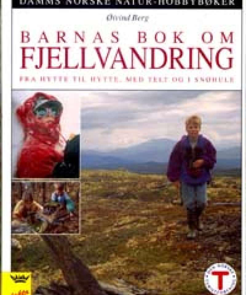 Barnas bok om Fjellvandring