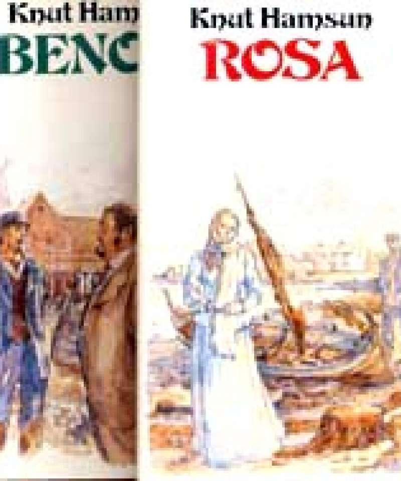 Benoni - Rosa