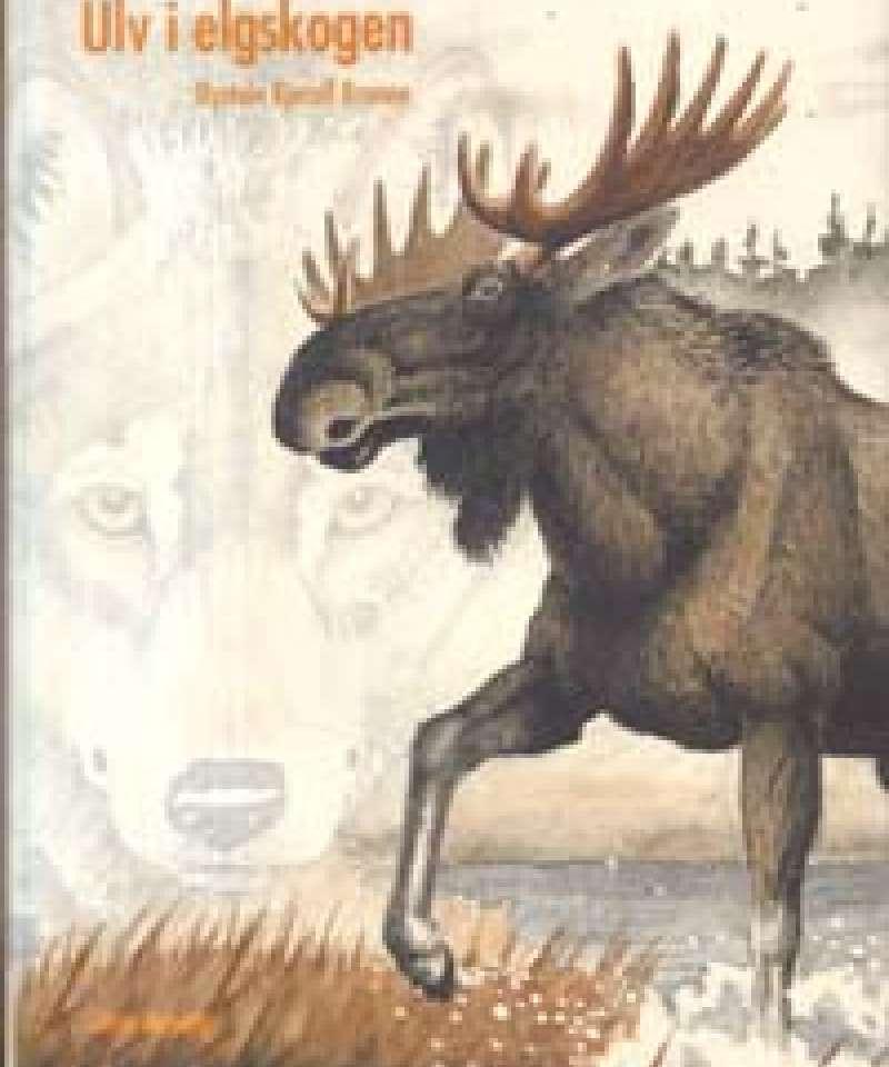 Ulv i elgskogen