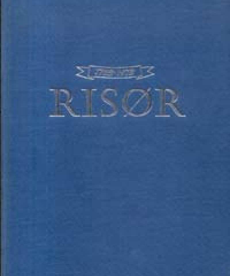 Risør 1723-1973